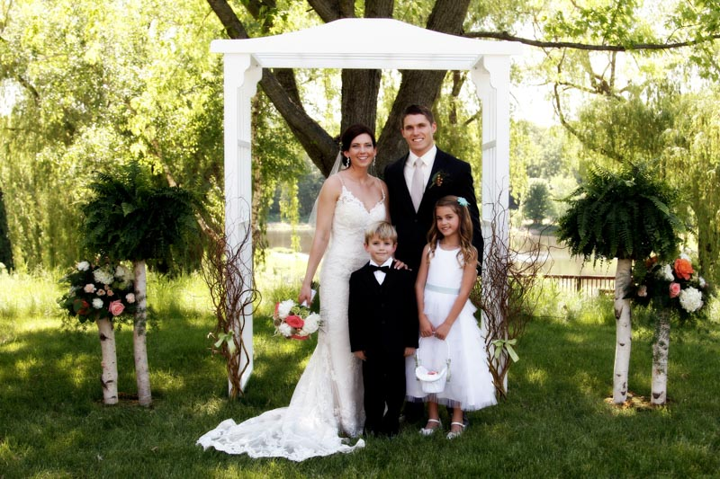 A family wedding in Madison WI
