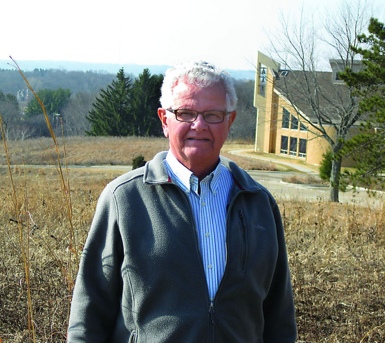 Greg Armstrong, director of land management and environmental education